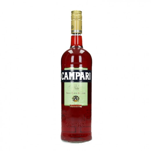 Campari 25%  70 cl   Fles