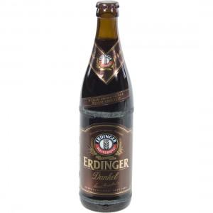 Erdinger Weisb. Dark  Bruin  50 cl   Fles