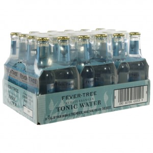 Fever Tree  Mediterranean Water  20 cl  Pak 24 st