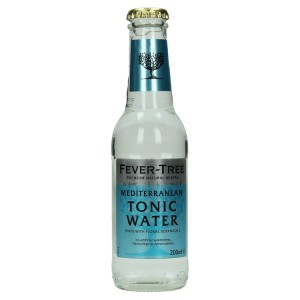 Fever Tree  Mediterranean Water  20 cl   Fles