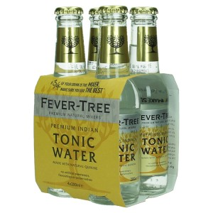 Fever Tree  Indian  20 cl  Clip 4 fl