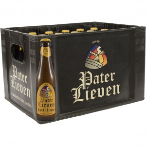 Pater Lieven  Blond  33 cl  Bak 24 st