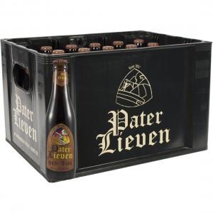 Pater Lieven  Bruin  33 cl  Bak 24 st