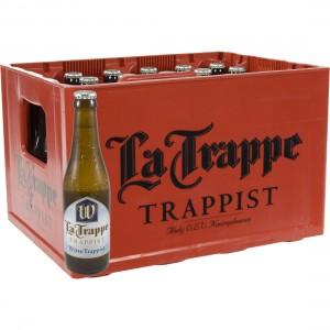 La Trappe trappist  Witte  33 cl  Bak 24 st