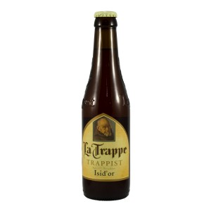 La Trappe trappist  Amber  Isid Or  33 cl