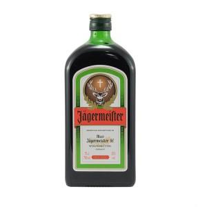 Jaegermeister  1 liter   Fles