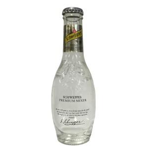 Schweppes Prem. Tonic  Ginger Cardamomo  20 cl   Fles