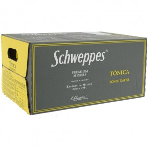Schweppes Prem. Tonic  Original  20 cl  Doos 24 st
