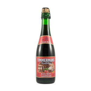 Timmermans Kriek Lambic Retro  37,5 cl   Fles
