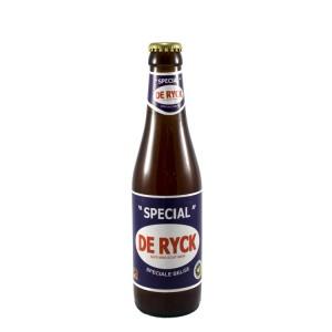 De Ryck special  Amber  33 cl   Fles
