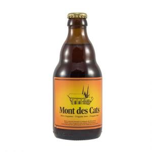 Mont des Cats  Amber  33 cl   Fles