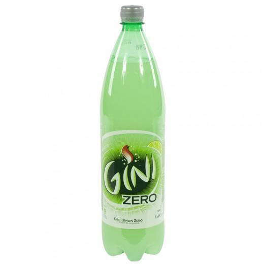 Gini PET  Zero  1,5 liter   Fles
