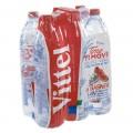 Vittel  PET  1,5 liter  Pak  6 st