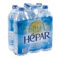 Hepar  1 liter  Pak  6 st