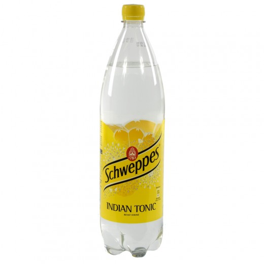 Schweppes Tonic PET  Regular  1,5 liter   Fles
