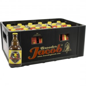Broeder Jacob Formidabel  Blond  33 cl  Bak 24 st