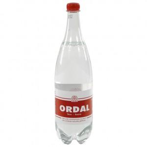 Ordal Water PET  Bruis  1,25 liter   Fles