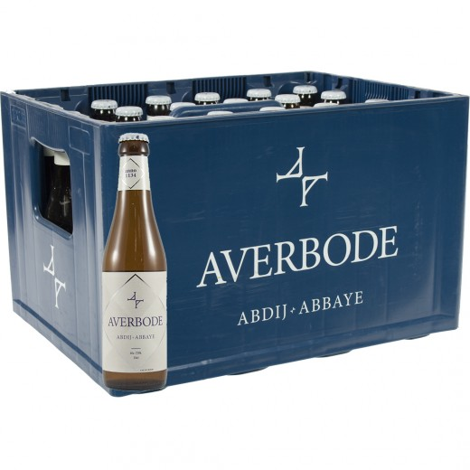 Averbode  Blond  33 cl  Bak 24 st