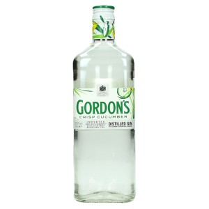 Gin Gordon Crisp Cucumber 37,5°