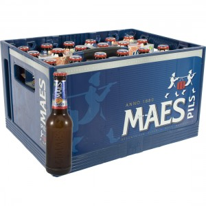 Maes Radler Grape  25 cl  Bak 24 st