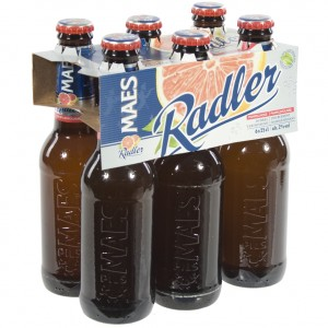 Maes Radler Grape  25 cl  Clip 6 fl