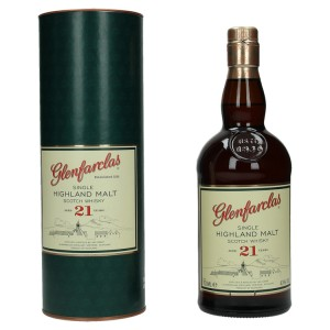 Glenfarclas 21 Y 43%  70 cl