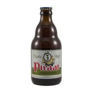 Piraat tripel hop  Amber  33 cl   Fles