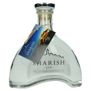 Sharish Gin 40°  50 cl