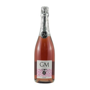 Cava GM Brut  Rose  75 cl   Fles
