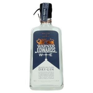 Warner Edwards Harrington Gin 44°  70 cl