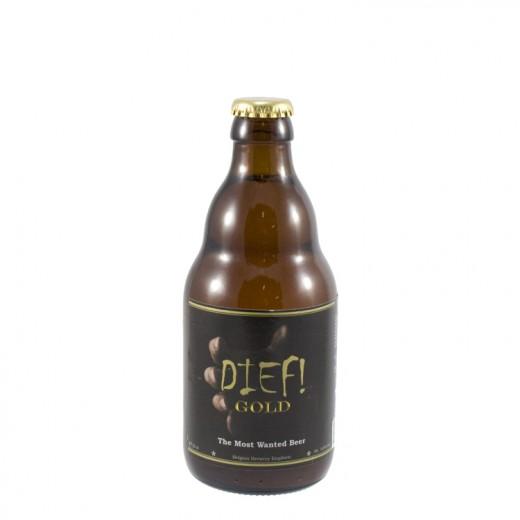 Dief Gold  Tripel  33 cl   Fles