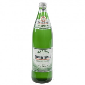 Tonissteiner Water  Soft Bruis  75 cl   Fles