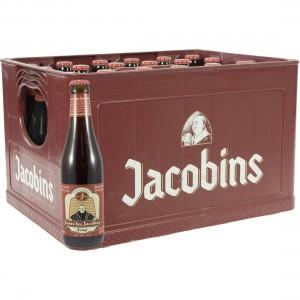 Cuvee des Jacobins  Rood  33 cl  Bak 24 st
