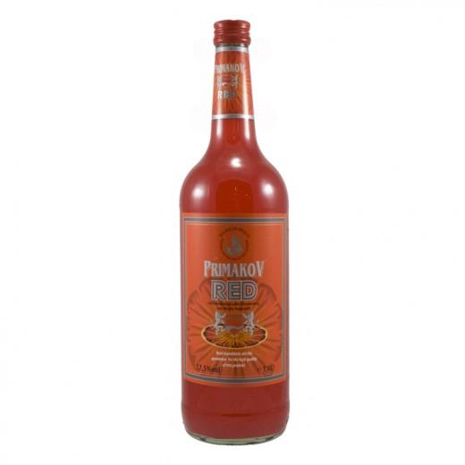 Primakov Red Wodka  1 liter