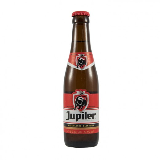 Jupiler  25 cl   Fles