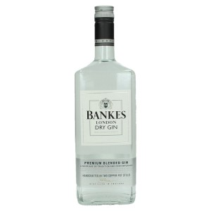 Bankes Gin 40°  1 liter