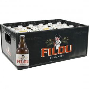 Filou  Blond  33 cl  Bak 24 st