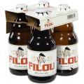 Filou  Blond  33 cl  Clip 4 fl
