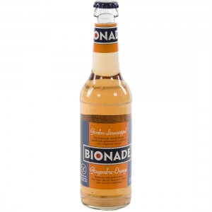 Bionade  Gember - Sinaas  33 cl   Fles