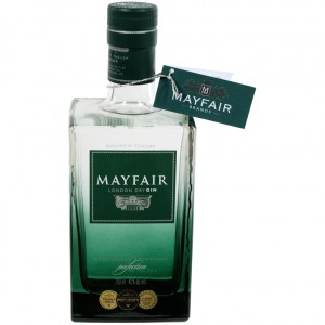 Mayfair Gin 40%  70 cl