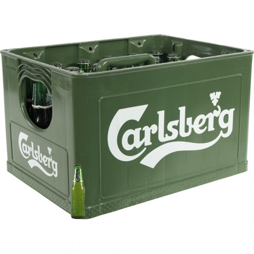 Carlsberg  25 cl  Bak 24 st