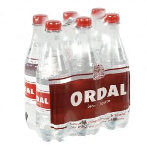 Ordal Water PET  Bruis  50 cl  Pak  6 st