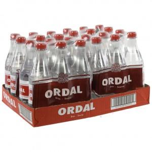 Ordal Water PET  Bruis  50 cl  Pak 24 st