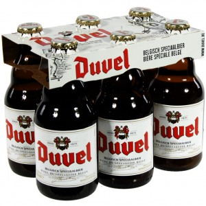 Duvel  Blond  33 cl  Clip 6 fl