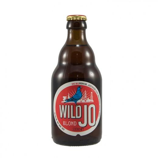 Wild Jo  Blond  33 cl   Fles