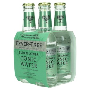 Fever Tree  Edelflower  20 cl  Clip 4 fl