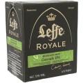 Leffe Royale Cascade IPA  Blond  75 cl  Doos  6 st