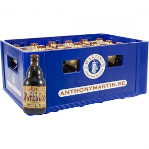 Waterloo  Strong Dark  33 cl  Bak 24 st