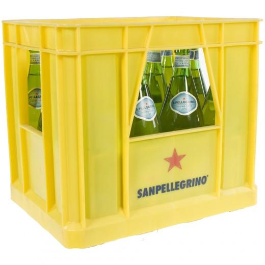 San Pellegrino  1 liter  Bak 12 fl