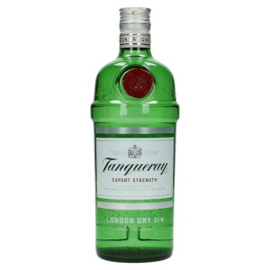 Tanqueray London gin 43,1°  1 liter